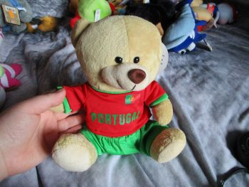Portugal - Football Crazy - Soft Toy