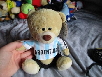 Argentina - Football Crazy - Soft Toy