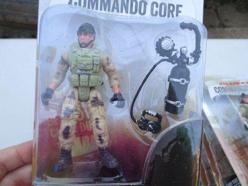 Scuba Tank Soldier - Commando Core