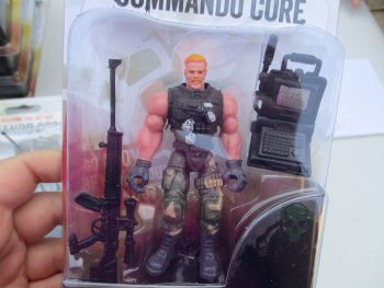 Sniper Soldier - Commando Core