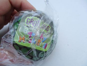 Green Squishy Mesh Ball - Grotland