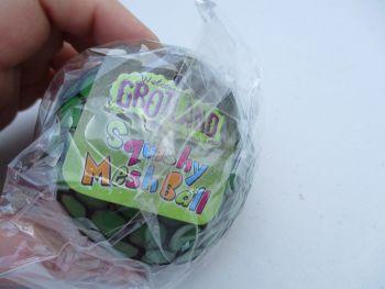 Green Squishy Mesh Ball - Grotland