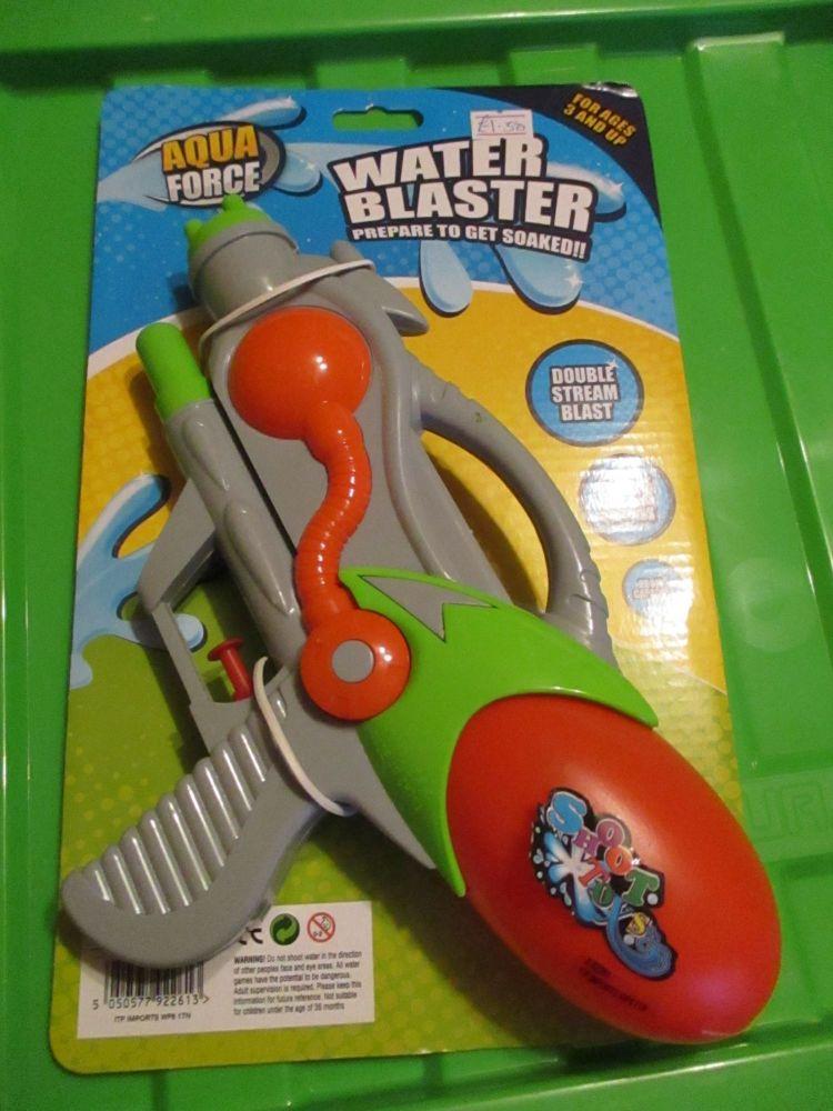 Grey Aqua Force Water Blaster