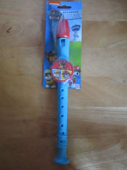 Nickelodeon Paw Patrol - Licensed Recorder Toy