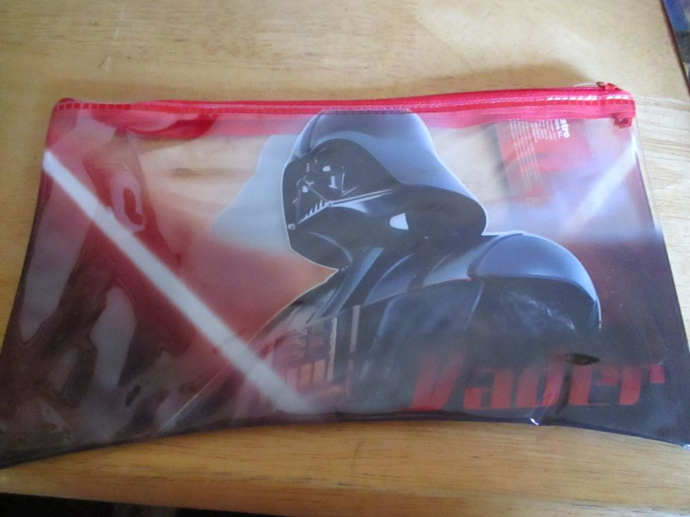Star Wars - Licensed PVC Flatline Pencil Case
