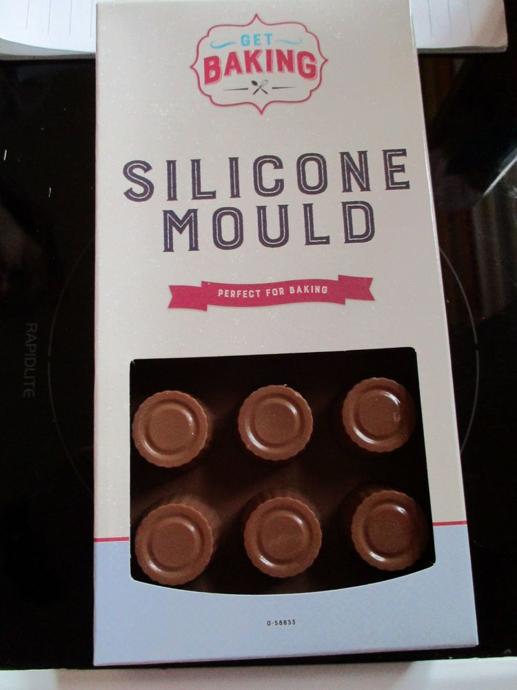 Brown Truffle Silicone Mould - Get Baking