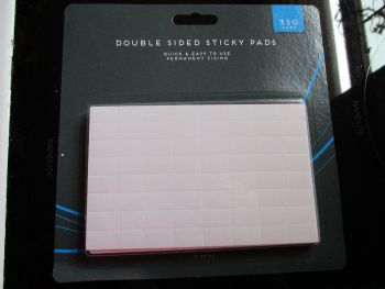 Double Sided Sticky Pads - 320pc
