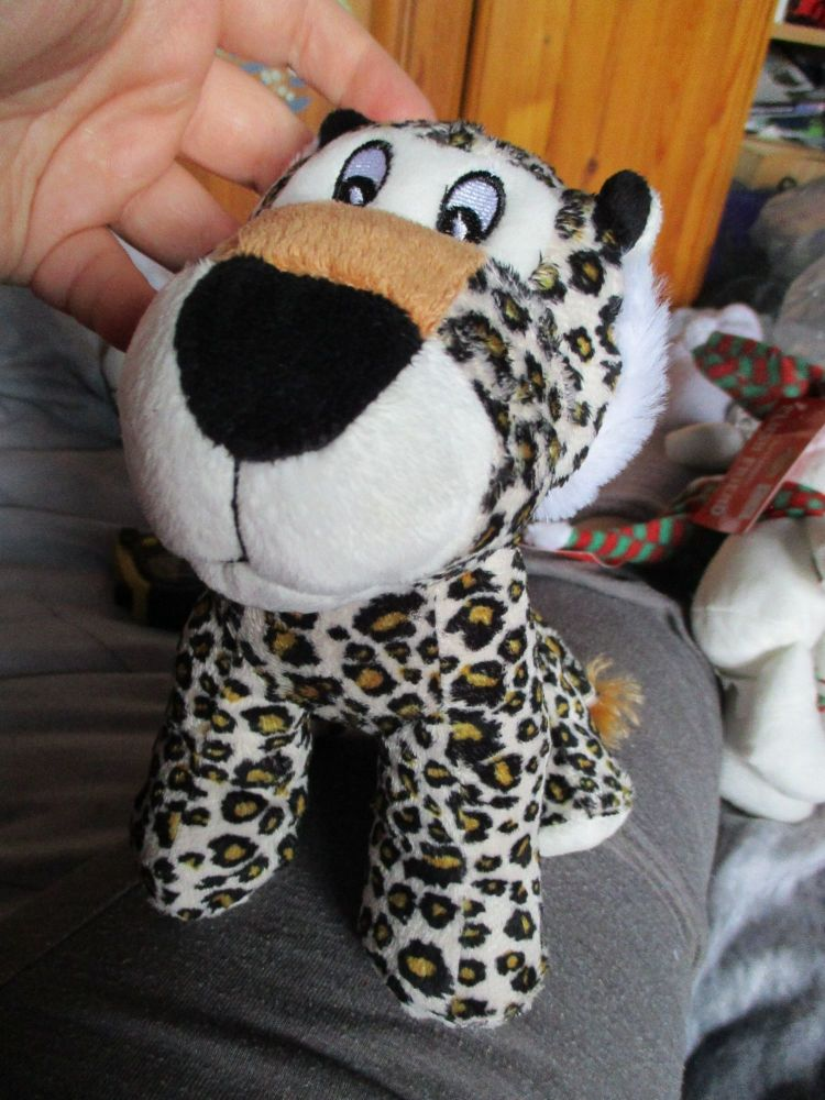 Leopard - Jungle Animals - Soft Toy