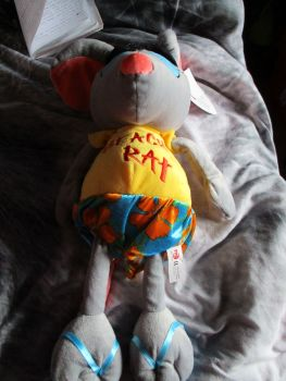 Beach Rat - Character Co - Soft Toy