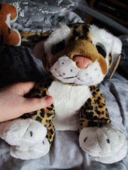Realistic Leopard Cub - Soft Sensations - Soft Toy