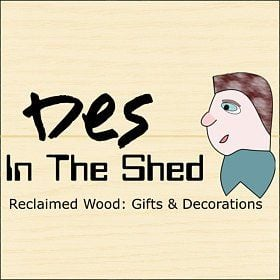 Des In The Shed