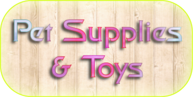 Pet Supplies & Toys