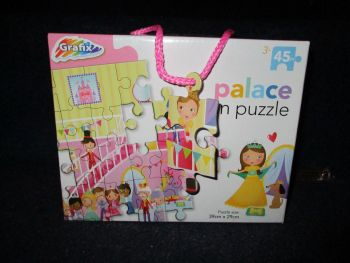 45pc Palace Fun Jigsaw Puzzle - Grafix