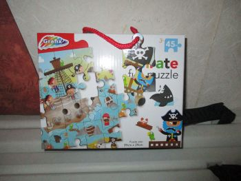 45pc Pirate Fun Puzzle - Grafix