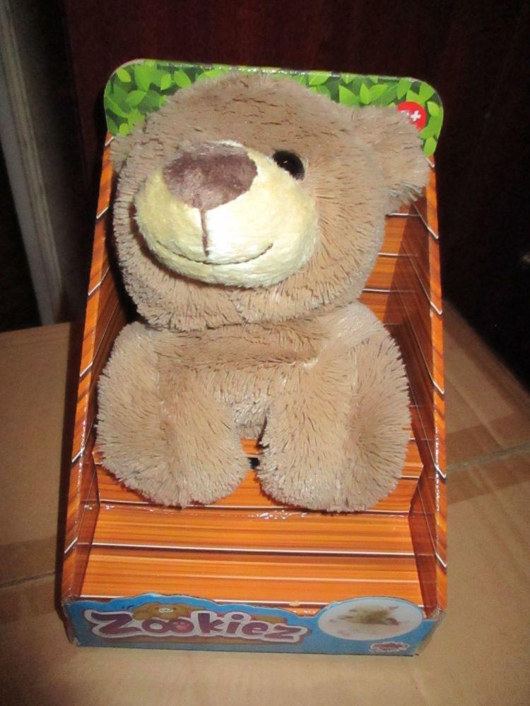 Brown Bear - The Pet With A Twist - Zookiez