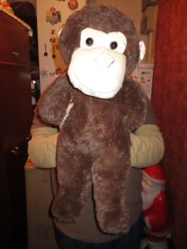 Large Brown Monkey - Ostoy