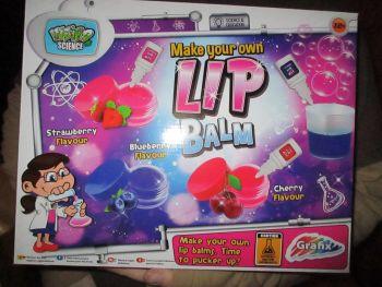 Weird Science - Make Your Own Lip Balm - Grafix