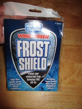 Winter Guard Frost Windscreen Shield