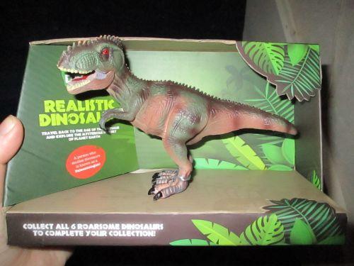 T-Rex / Allosaurus Realistic Dinosaur Figure