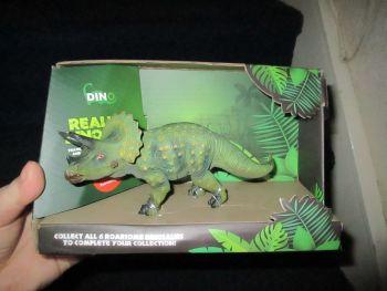 Triceratops Realistic Dinosaur Figure