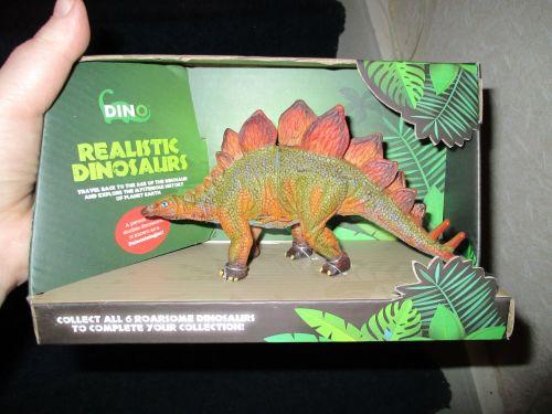 Stegosaurus Realistic Dinosaur Figure