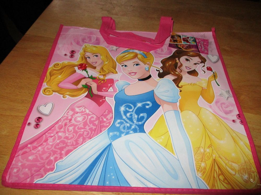 Disney Princess Licensed Shopping Bag - Bag For Life