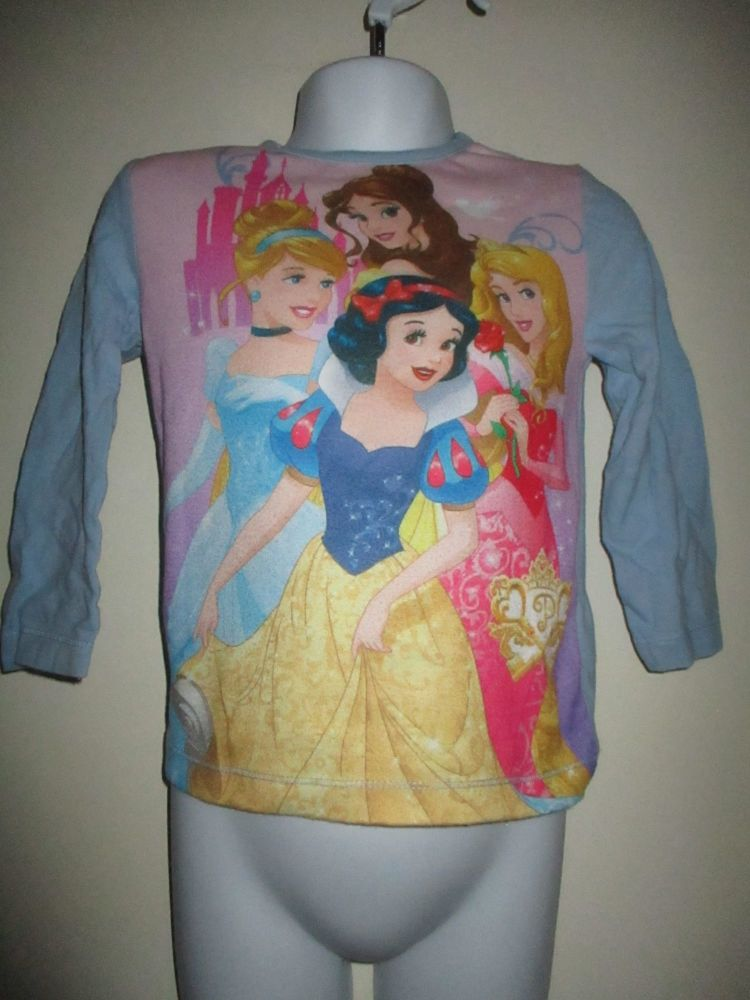 Disney Princess 2-3yrs Jumper Top