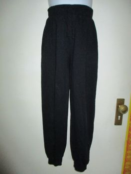 Black Casual Trousers Young Dimensions 9-10yr