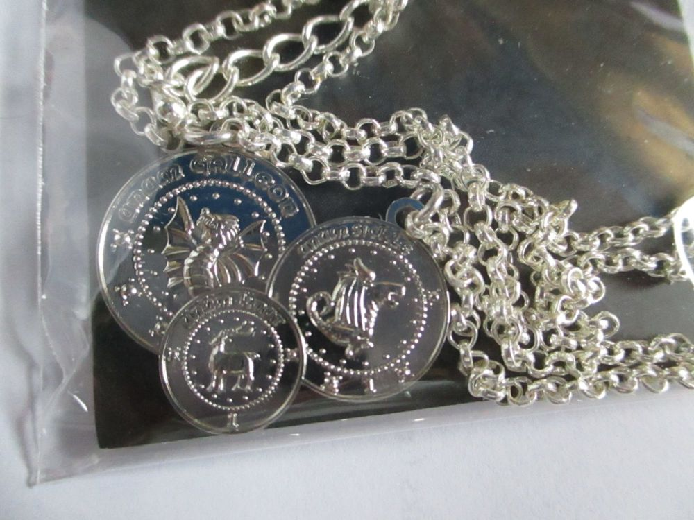 Gringotts Coins - Harry Potter Official Necklace