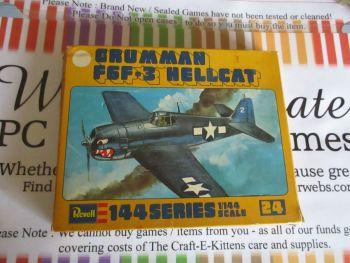 Grumman F6F - 3 Hellcat 144 Series Revell