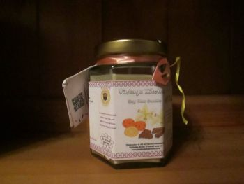Vintage Kitchen Scented Soy Wax Candle 300g
