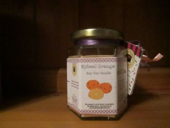 Spiced Orange Scented Soy Wax Candle 300g