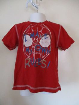 Marvel Spiderman & Friends - Size 1.5yrs - 2yrs - George