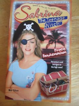 Sabrina The Teenage Witch - Pirate Pandemonium #35