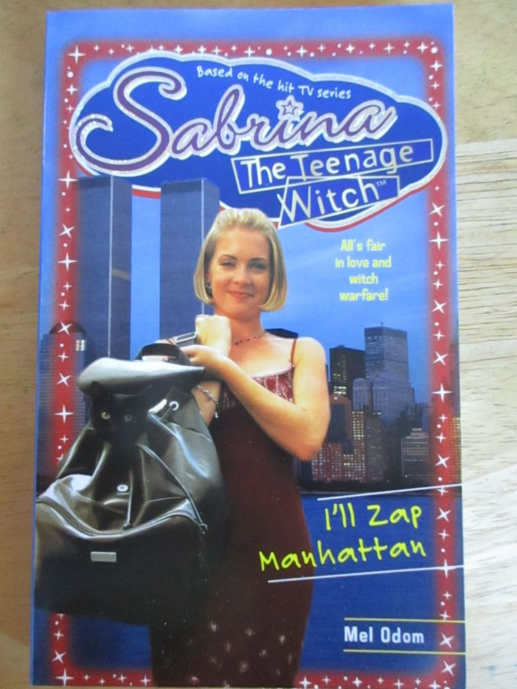 Sabrina The Teenage Witch - I'll Zap Manhattan #18
