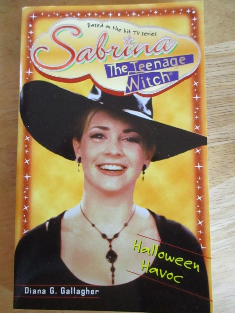 Sabrina The Teenage Witch - Halloween Havoc #4