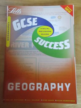 GCSE Visual Revision Guide - Letts - Geography