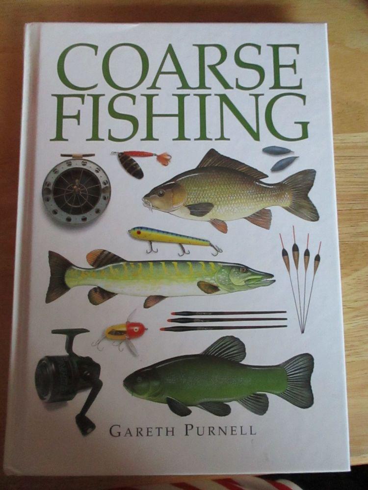 Coarse Fishing - Gareth Purnell - Hardback