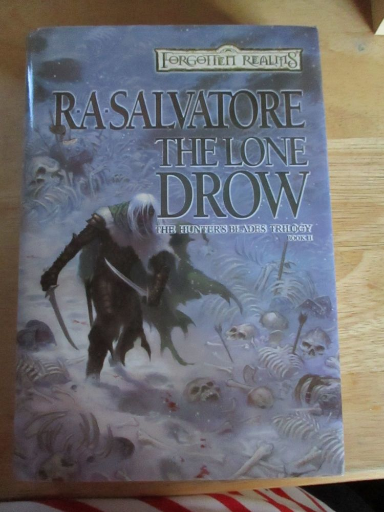 R.A Salvatore - The Lone Drow