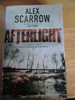 Alex Scarrow - Afterlight - Paperback