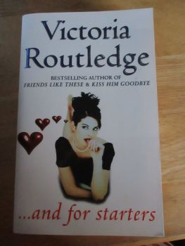 Victoria Routledge - ...and for starters - Paperback