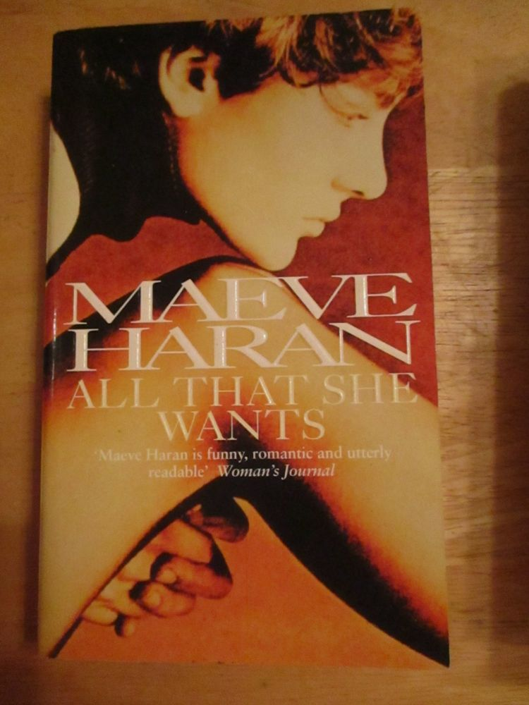 Maeve Haran - All That She Wants - Paperback