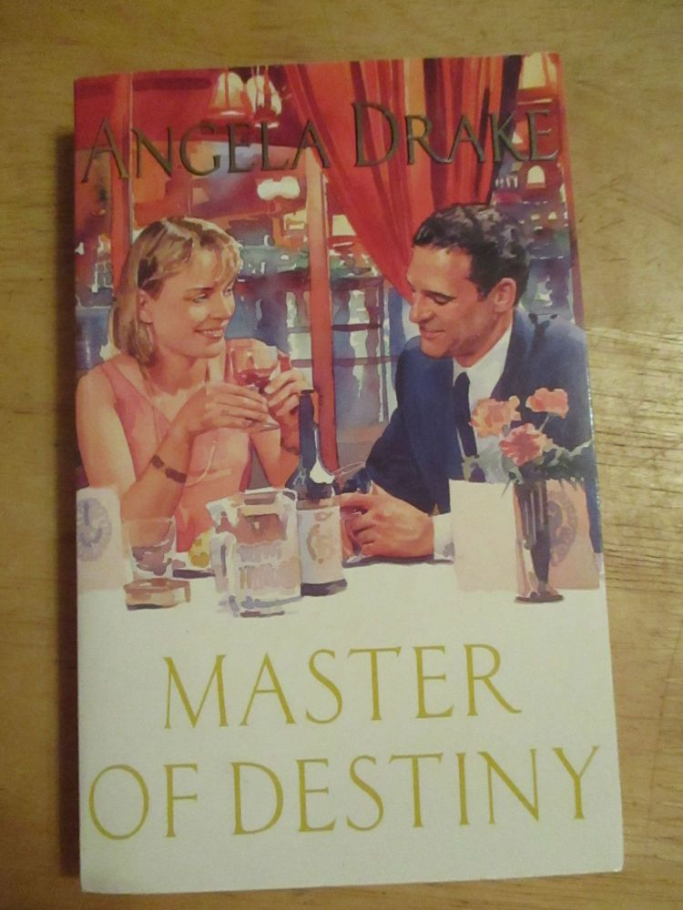 Angela Drake - Master Of Destiny - Paperback