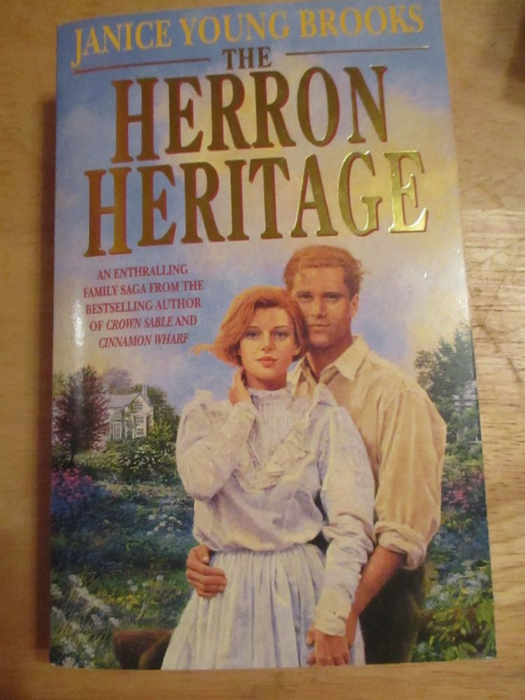 Janice Young Brooks - The Heron Heritage - Paperback