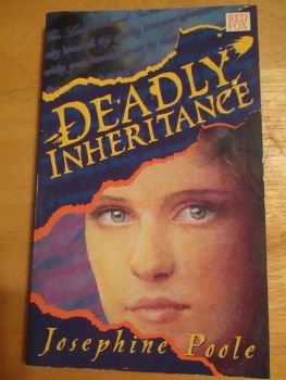 Josephine Poole - Deadly Inheritance - Paperback