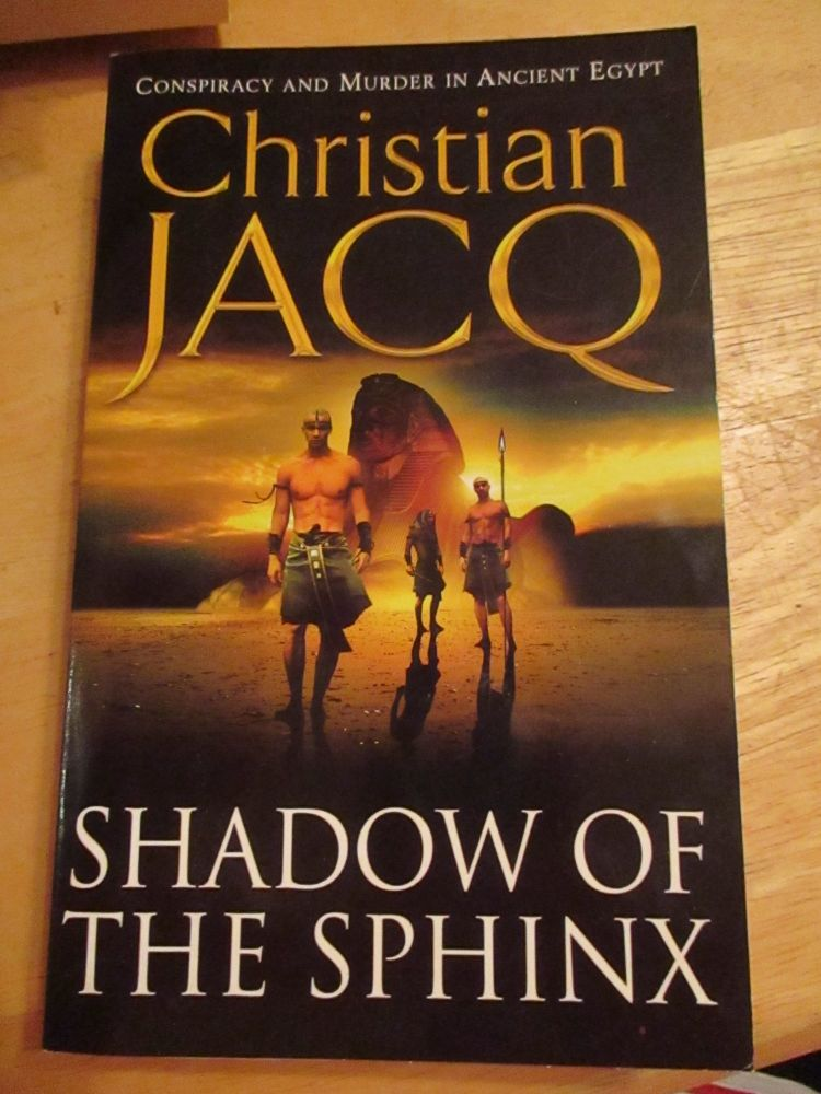 Christian Jacq - Shadow Of The Sphinx - Paperback