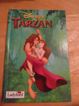 "Disney's Tarzan ""Brought to you by Nestle"" - Hardback"