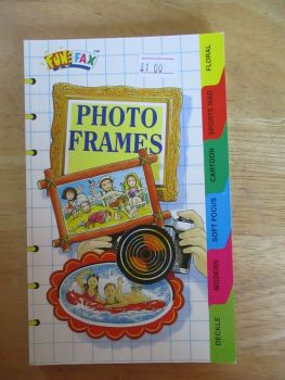 FunFax #124 - Photo Frames - Paperback