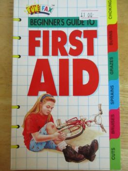 FunFax #151 - First Aid (Beginners Guide) - Paperback