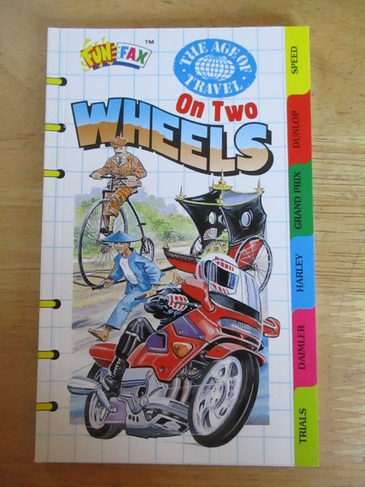 FunFax #71 - On Two Wheels - Paperback